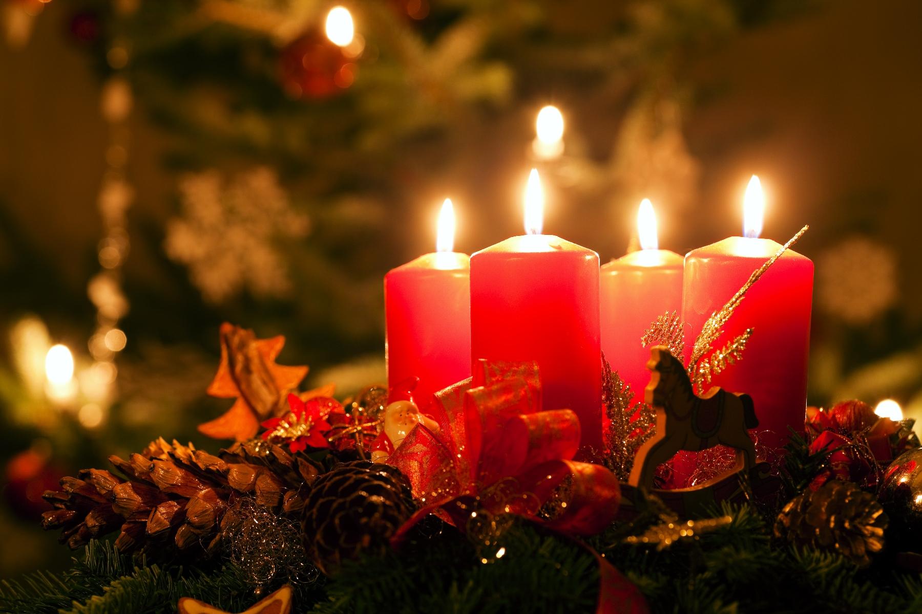 クリスマス キャンドル に対する画像結果